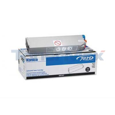 KONICA 7821 TYPE C3 TONER CARTRIDGE BLACK